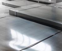 Tabulový plech FeZn 0,80 x 1000 x 2000