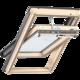 VELUX GGL 306830A / kyvné/ dřevo s čirým lakem, GGL 306830 CK02 55x78 - 1/2