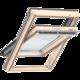 VELUX GLL 1061 / kyvné / dřevo s čirým lakem, GLL 1061 CK02 55x78 - 1/2