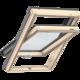 VELUX GLL 1064 B / kyvné/ dřevo s čirým lakem, GLL 1064 B FK06 66x118 - 1/2