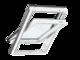 VELUX GLU 0061 B / kyvné/ bílý polyuretan, GLU 0061 B FK06 66x118 - 1/2