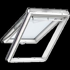 VELUX GPU 0068 / výklopně-kyvné/ bílý polyuretan, GPU 0068 CK04 55x98 - 1