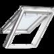 VELUX GPU 0068 / výklopně-kyvné/ bílý polyuretan, GPU 0068 CK04 55x98 - 1/2