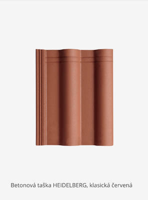 CREATON HEIDELBERG PLANAR taška 1/1 základní, CREATON HEIDELBERG planar taška základní 1/1 černá - 1