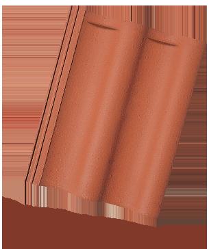 MAX 7° PROTECTOR - cihlově červená