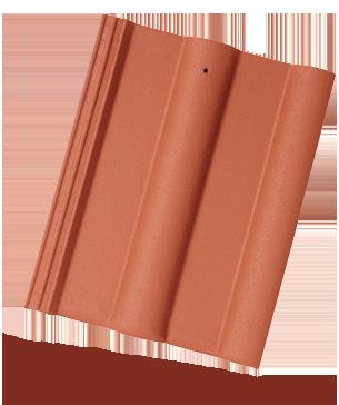 Classic Standard - cihlově červená