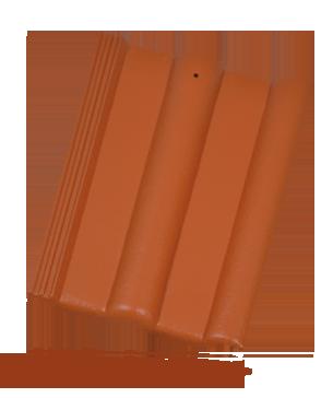 Classic Protector PLUS - cihlově červená