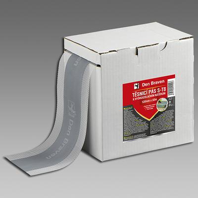 Těsnící pás pro hydroizolace 120mm x 50m