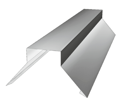 Hřebenáč trapézový 210x2000mm v RAL, Hřebenáč trapézový 210x2000mm v RAL 9002