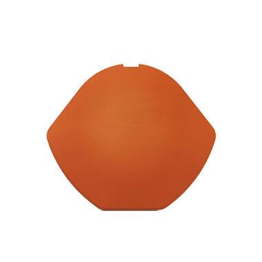 KMB hřebenová ucpávka - Hladká, ELEGANT cihlová - 1