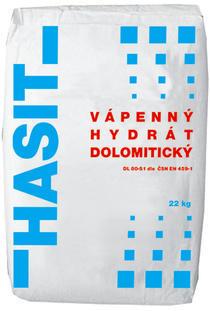 HASIT vápenný hydrát 22 kg
