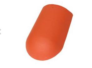 SYNUS koncový hřebenáč - červená