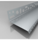 LOS - lišta obvodová 0,7 mm, LOS ALU 53 0,7/2000 - 1/4