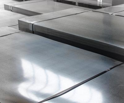 Tabulový plech FeZn 0,55 x 1000 x 2000