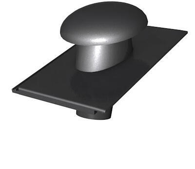 KMB ROTA PRIMA taška betonová odvětrávácí - komplet černá - 1