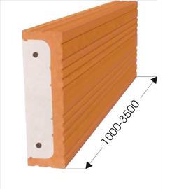 Keramické překlady nosné 70x238x1750 mm - 1