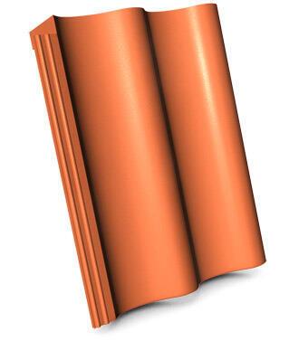 KMB HODONKA taška pultová základní (3,3 ks/bm), ELEGANT cihlová - 1
