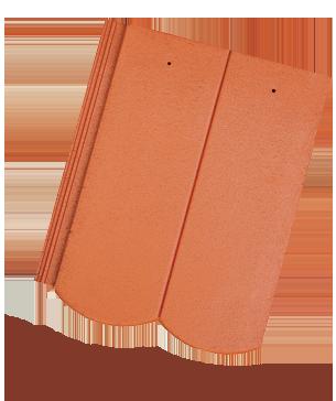 Reviva - cihlově červená