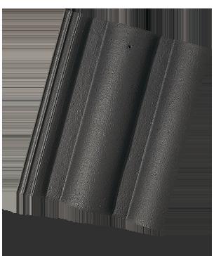 Římská Taška - ebenově černá