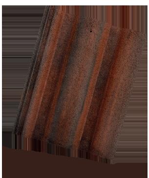 Římská Taška - památková červená