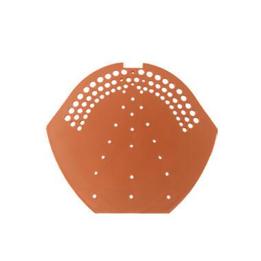 KMB hřebenová ucpávka, cihlová - 1