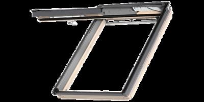VELUX GPL 3068 / výklopně-kyvné/ dřevo s čirým lakem, GPL 3068 CK04 55x98 - 2