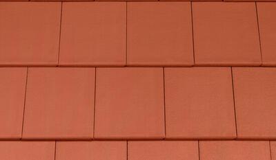 KAPSTADT krajní taška levá120 mm, PLANAR klasická červená - 2