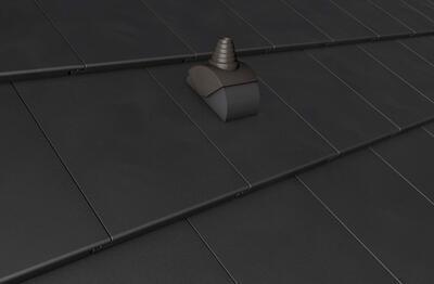 KMB ROTA PRIMA taška betonová anténní černá - 2