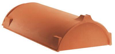 Koncový hřebenáč PF, Přírodní červená - 2