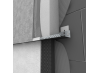 LOS - lišta obvodová 1 mm, LOS ALU 123 1/2000 - 2