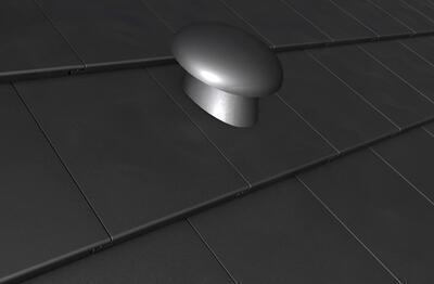 KMB ROTA PRIMA taška betonová odvětrávácí - komplet černá - 2