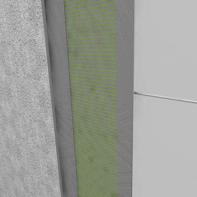 Armovací tkanina Vertex R131 55m2 - 3