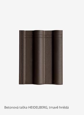 CREATON HEIDELBERG PLANAR taška 1/1 základní, CREATON HEIDELBERG planar taška základní 1/1 černá - 3