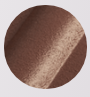 Hřebenáč rozdělovací T levý široký BETONPRES EXCLUSIV, tmavohnědý široký levý - 3