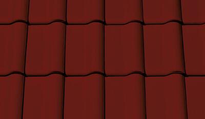 BALANCE - podhřebenová větrací taška s dvojitou naválkou, Přírodní červená - 4