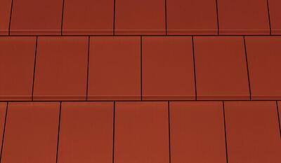 DOMINO - základní taška, Přírodní červená - 4