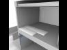 STYRO EPS 150 - podlahový a střešní polystyrén, styro EPS 150 1000x500x90 - 4